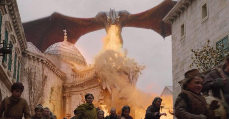 Como os dragões de Game of Thrones queimam até pedra? A física responde