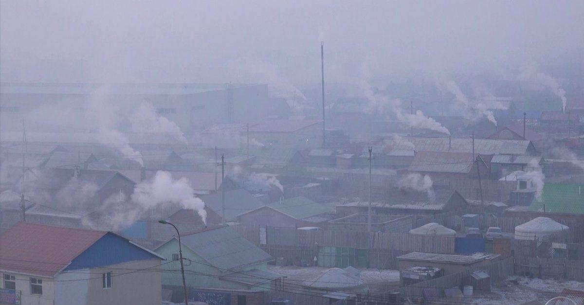ulan bator cidade mais poluída