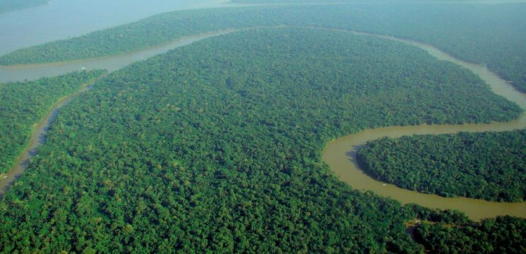 cidades perdidas amazonia