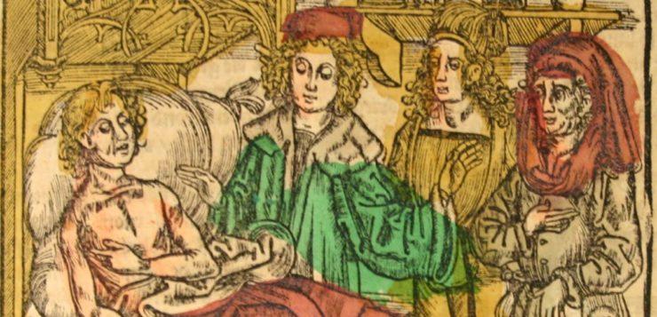 Sem anestesia: as técnicas assustadoras da medicina medieval