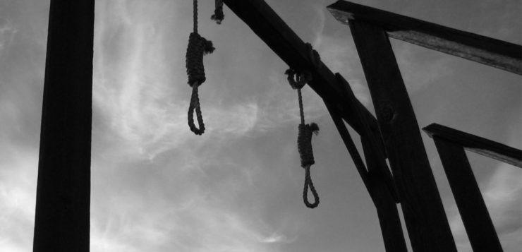 Quando foi a última execução por pena de morte no Brasil?