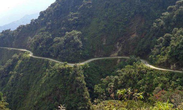 estrada mais perigosa do mundo bolivia