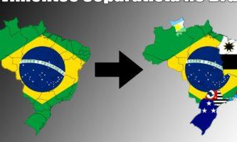 movimentos separatistas brasil