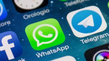 telegram whatsapp segurança