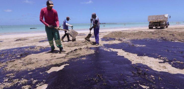 Quais problemas de saúde o vazamento de óleo no Nordeste pode causar