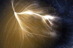 laniakea endereço terra universo