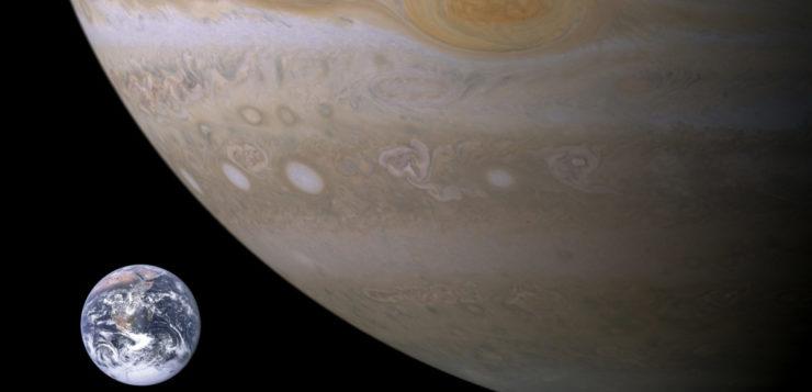 terra júpiter