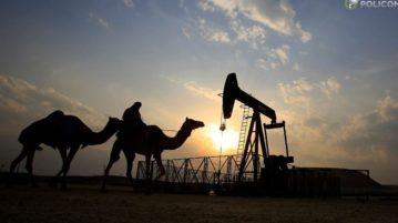 petróleo oriente médio