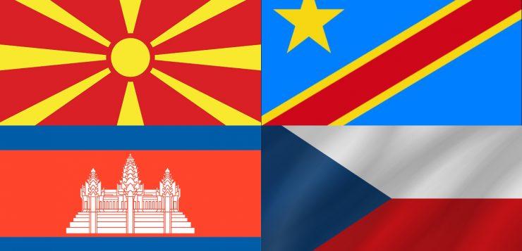 Macedônia, Congo e mais: países que mudaram de nome ao longo dos anos