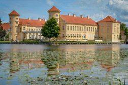 castelo de rheinsberg alemanha