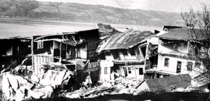 Como foi o Terremoto de Valdívia, o maior já registrado na história