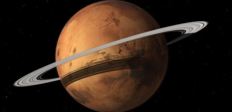 Marte já teve anéis? Evidências científicas indicam que sim; entenda