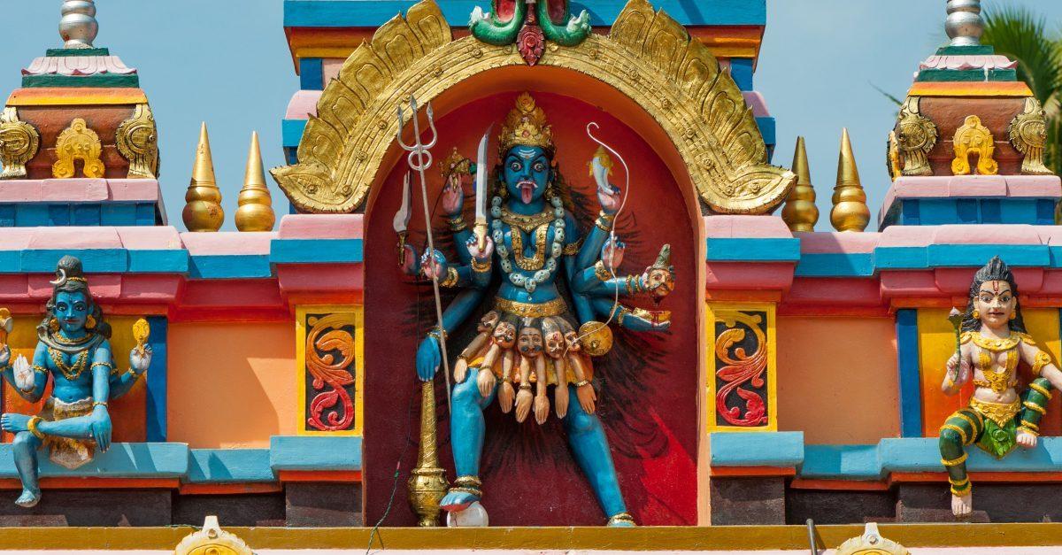 deusa corona covid-19 india