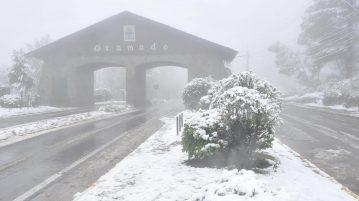 brasil neve sul