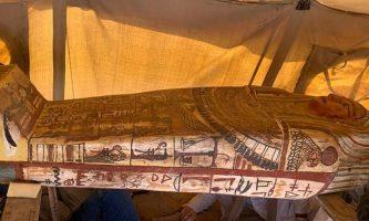 múmias egito 2500 anos