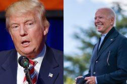 Donald Trump-Joe Biden capa