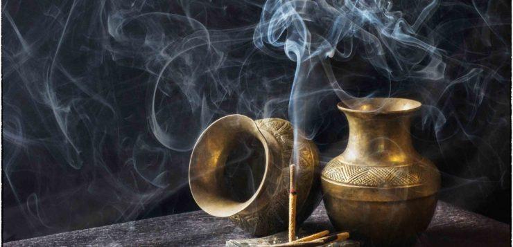 olfato história
