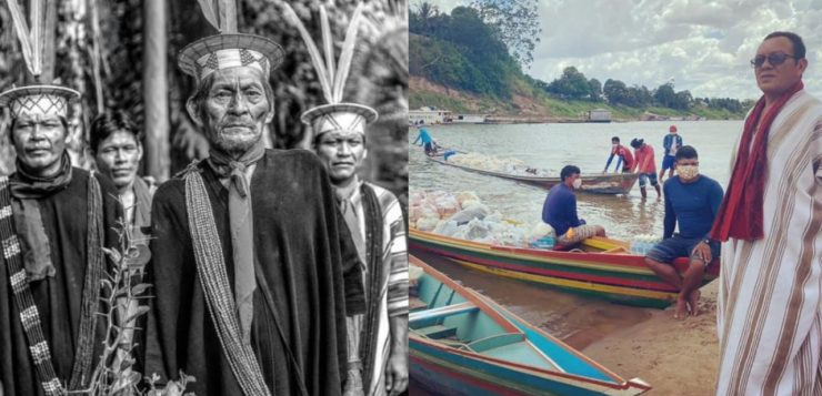 Povo indígena Ashaninka, do Acre, adota isolamento rígido e não tem casos de Covid-19 até hoje