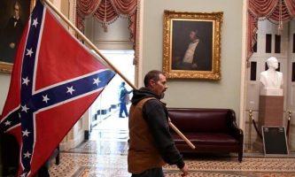 bandeira-confederada-capitólio