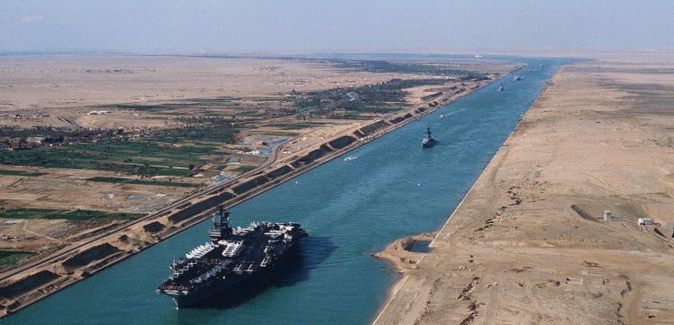 Canal de Suez: conheça a história do caminho marítimo bloqueado por navio