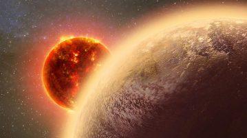 exoplaneta atmosfera