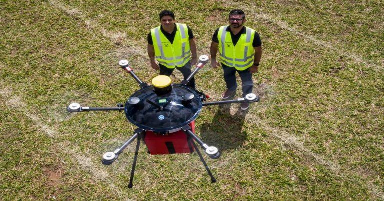 Ambev começa a fazer entregas de bebidas por drones no Brasil