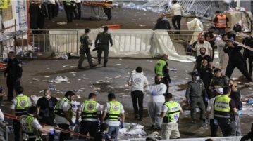 Israel Festival judeu Tumulto