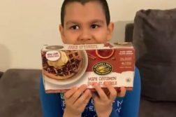 waffles autista