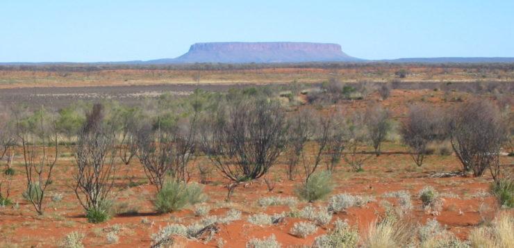 australia deserto plutonio