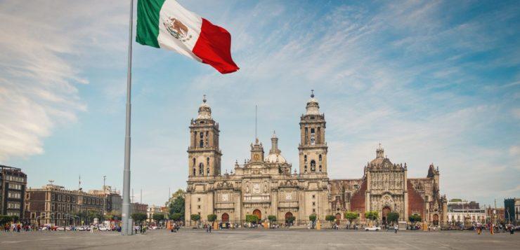 A Cidade do México está afundando e nada pode ser feito; entenda