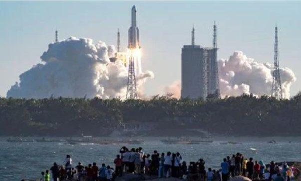 foguete chinês