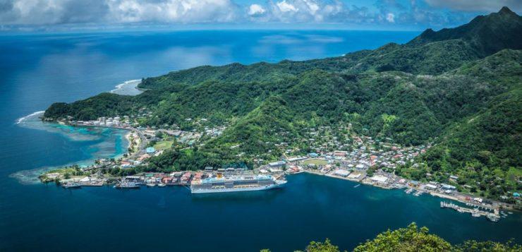 Fim da sorte: Samoa Americana registra seu primeiro caso de Covid-19